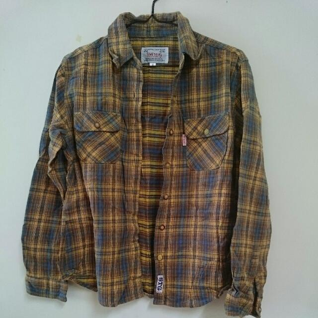 澳洲帶回古著襯衫 Vintage