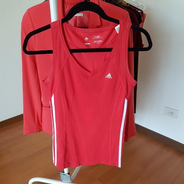 Adidas Top Sz 8