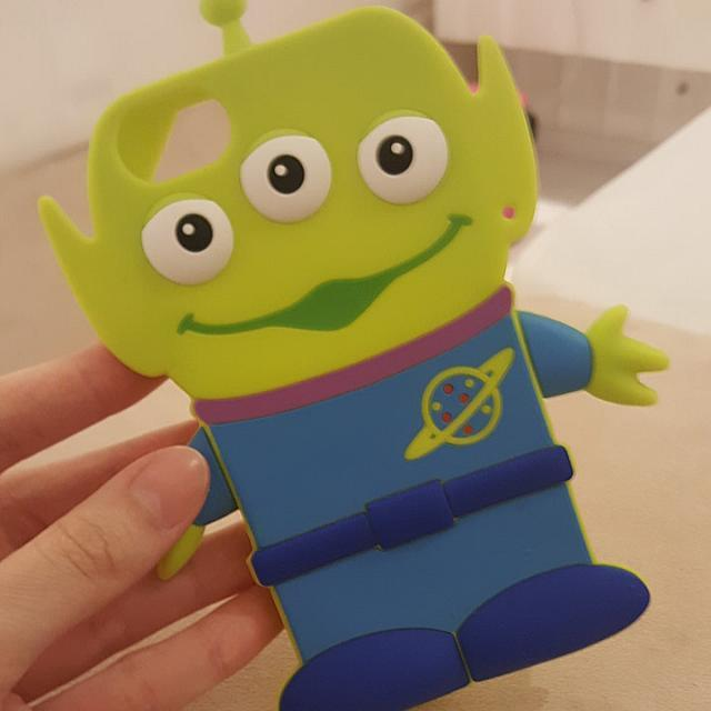 Alien Ip5 Case