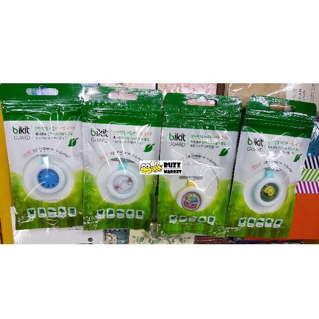 Anti Mosquito Repellent Clip (Made In Korea)