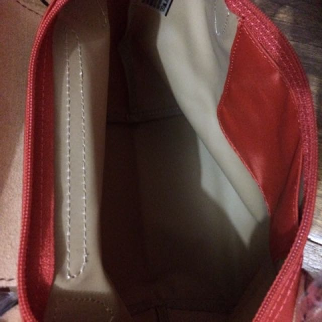Low Price Portable Longchamp 1948 Coin Bags Maroon