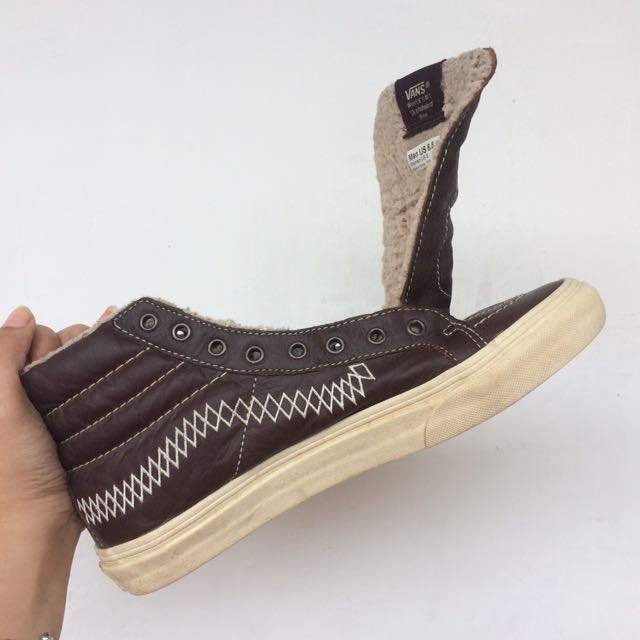 Authentic Vans Sk8-Hi Slim