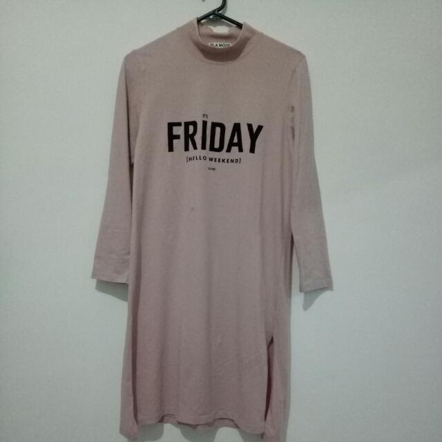 Baju Atasan Kaos
