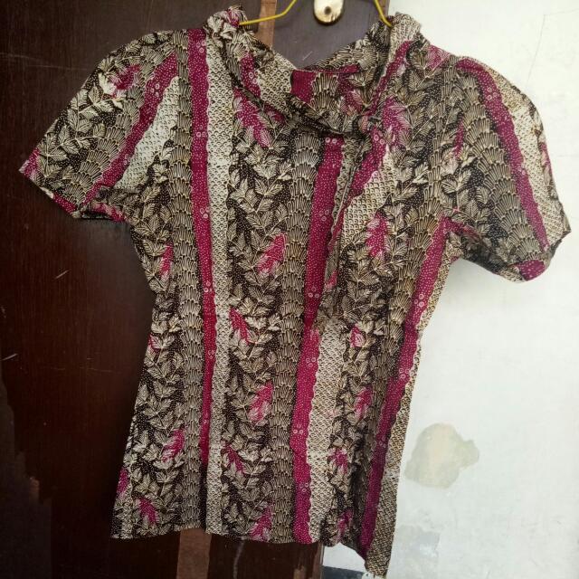 Baju Batik Like New