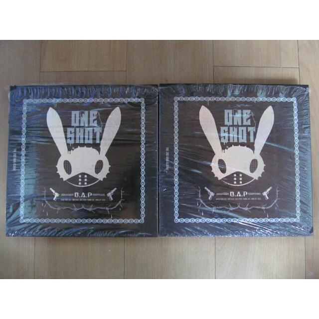 B.A.P - One Shot (2nd Mini Album)