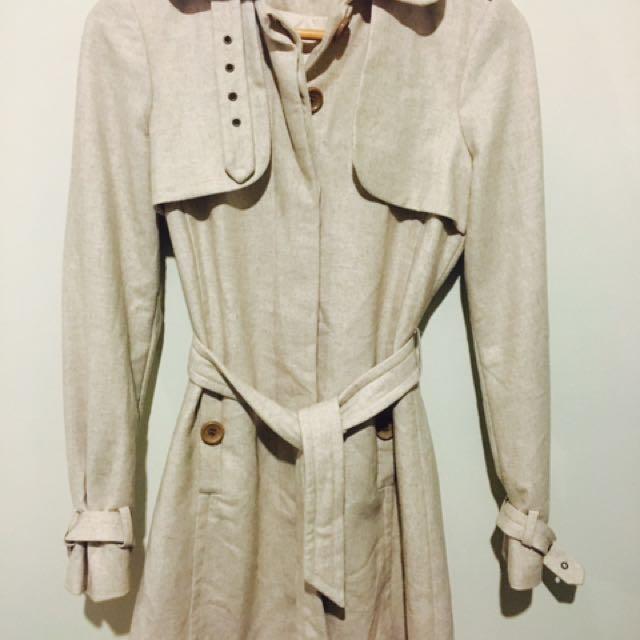 Bardot Coat Size 6