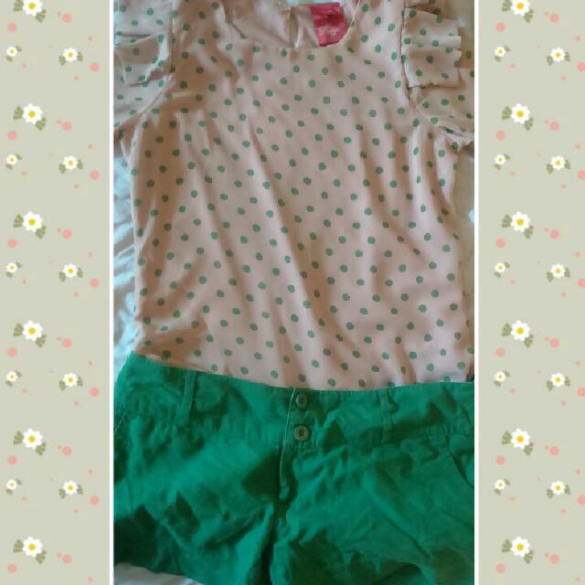 Bayo Top & Shorts