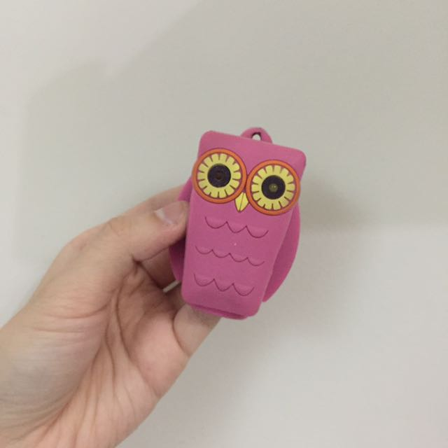 BBW owl skin