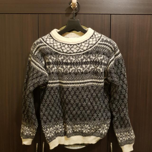 Benetton Wool Winter Sweater - Small