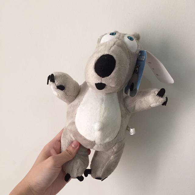 Bernard Bear Doll