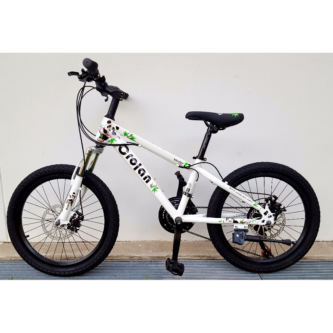 Brand new 20-inch MTB kids Bike/Bicycle with Disc brakes and