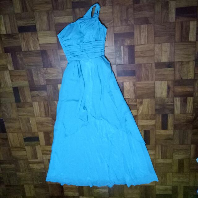 Bridesmaid's Dress (3 for 1,200.00)