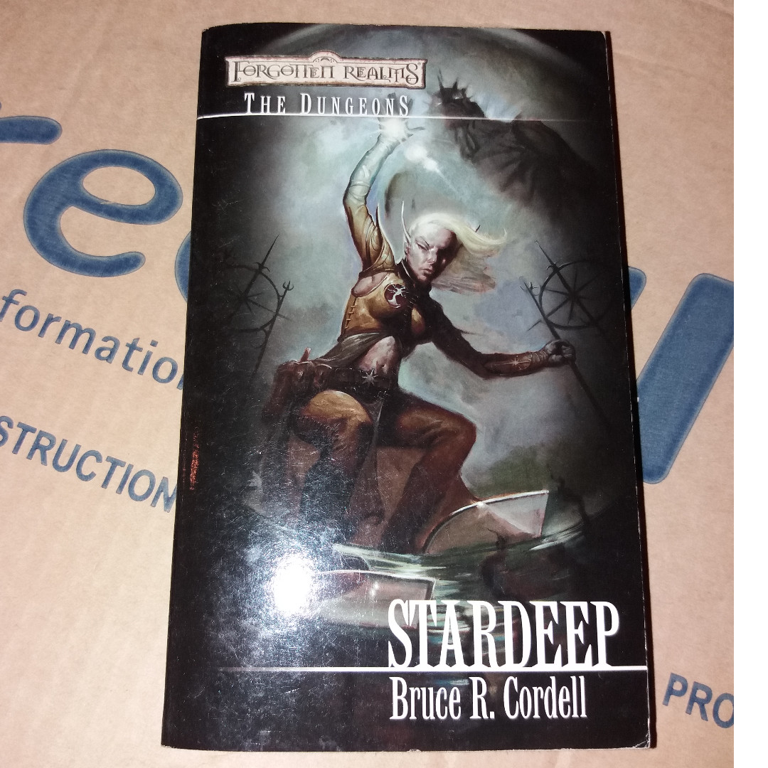 Bruce R  Cordell - Stardeep (Forgotten Realms: The Dungeons #3)