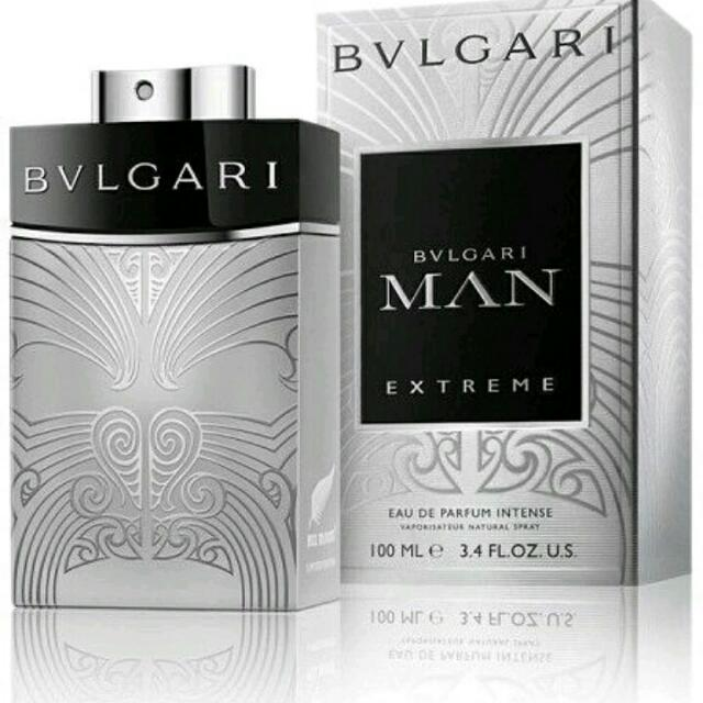 BULGARI Men's Perfume Spray Original