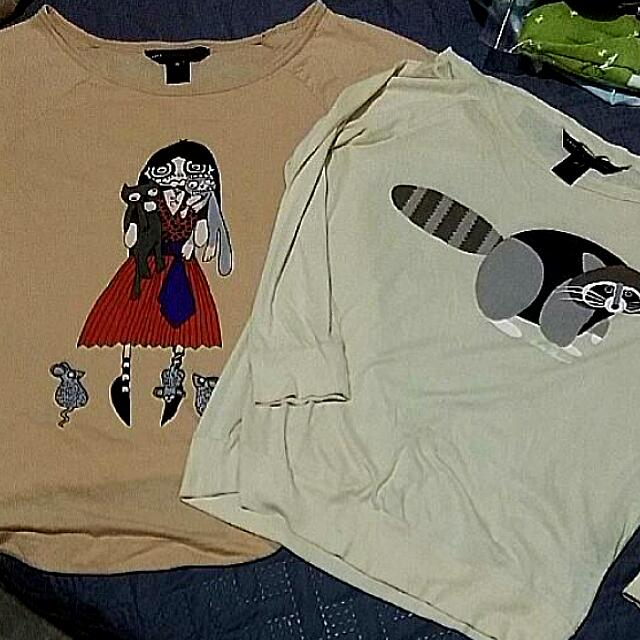Bundle Marc Jacobs Shirts