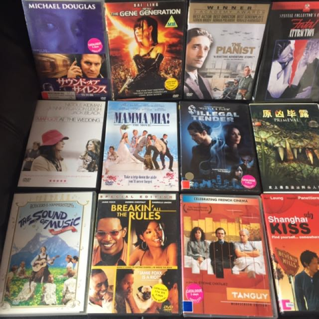 Classic Movies DVDs