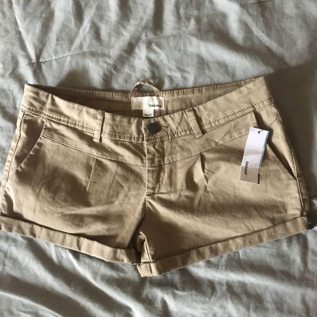 Clay Garage Camper Type Shorts