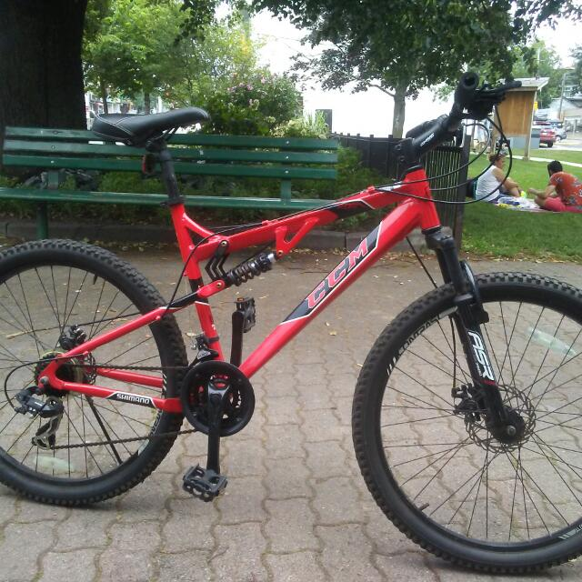 Cm Mountain Bike