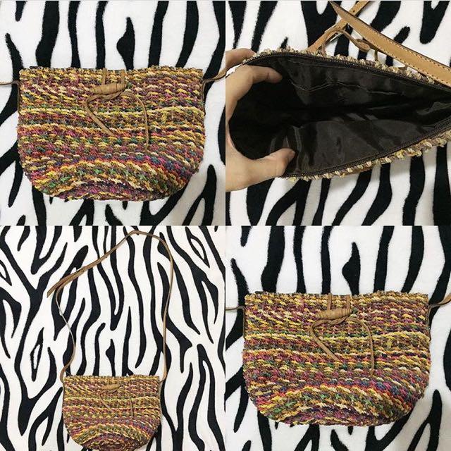 Colourful Sling Bag
