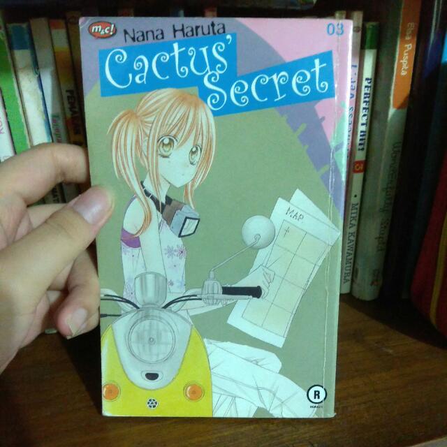 Comic Cactus Secret Vol. 3