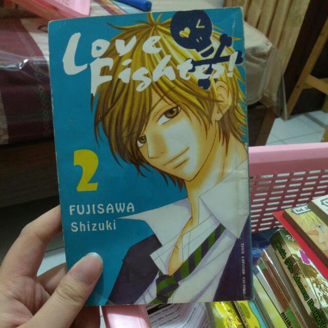 Comic Love Fighter Vol. 2