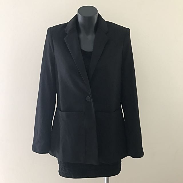 Cotton On Blazer - Black