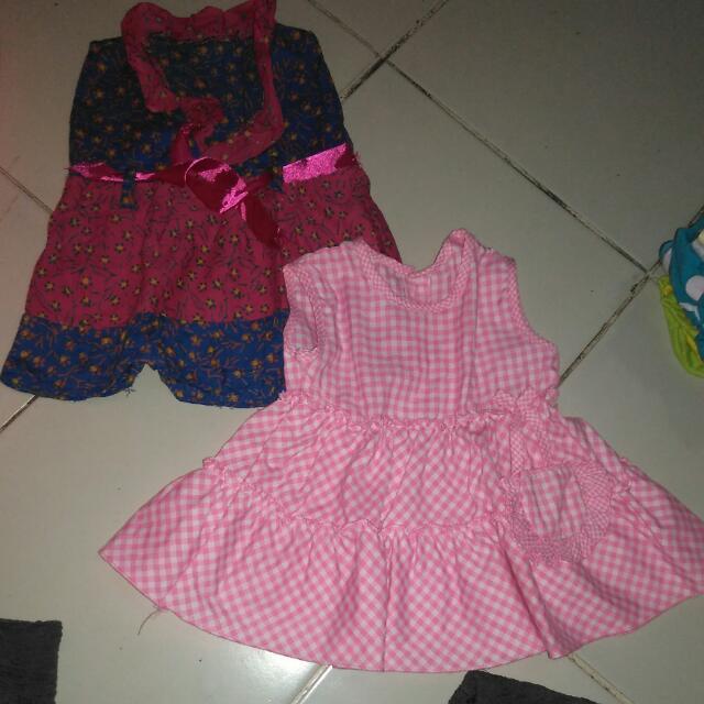 Dress Anak Bayi