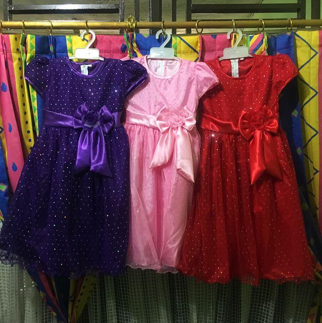 Dress Anak Untuk 5-9 Tahun