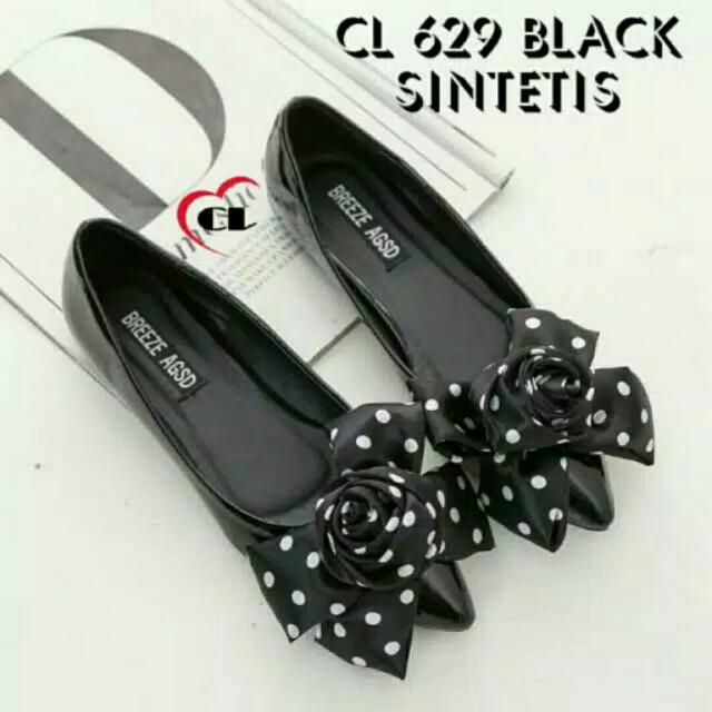 Flat shoes CL 629 White