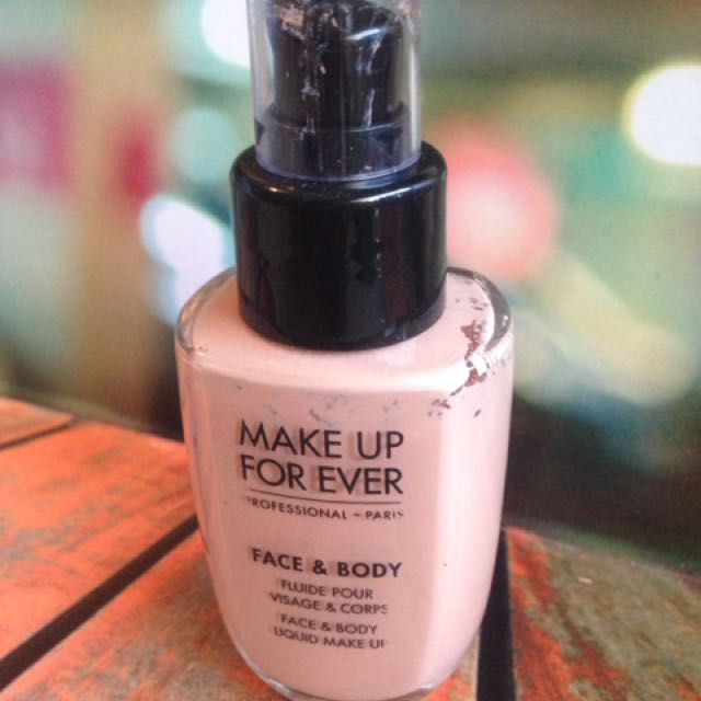 Foundation Face & Body Makeup For Ever