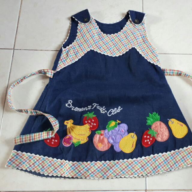 Fruity Dress Mothercaresale