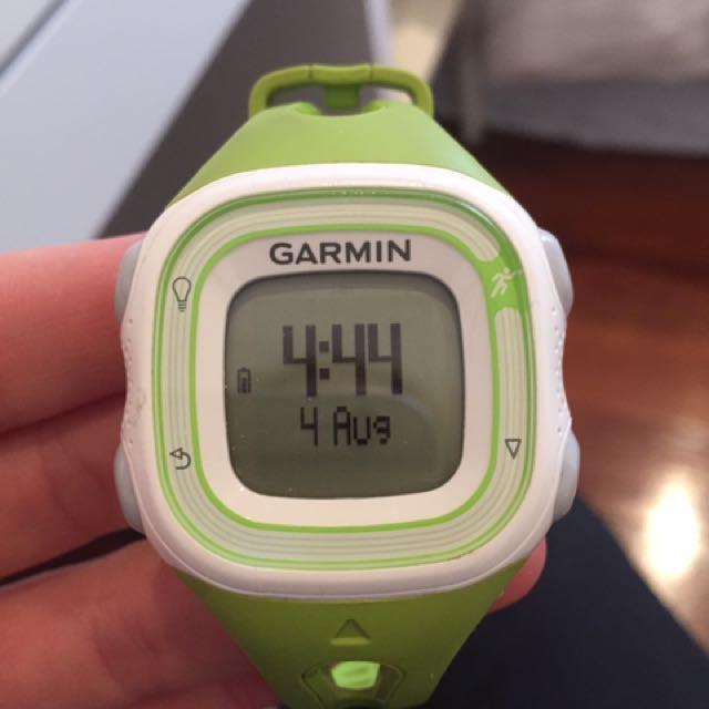 Garmin Forerunner Watch Green