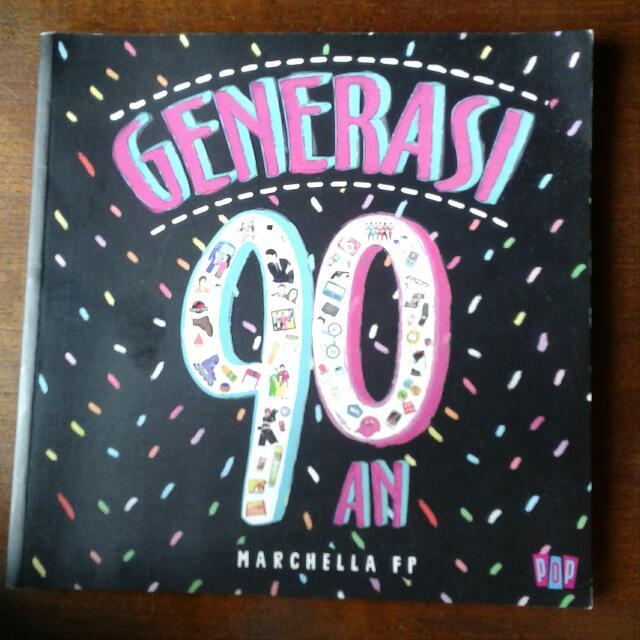 Generasi 90an (Jilid I)