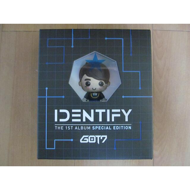 GOT7 - Identify (1st Album Special Edition)