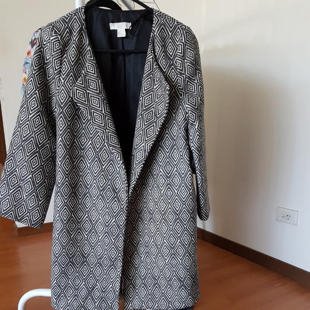H&M Jacket Sz Us 2