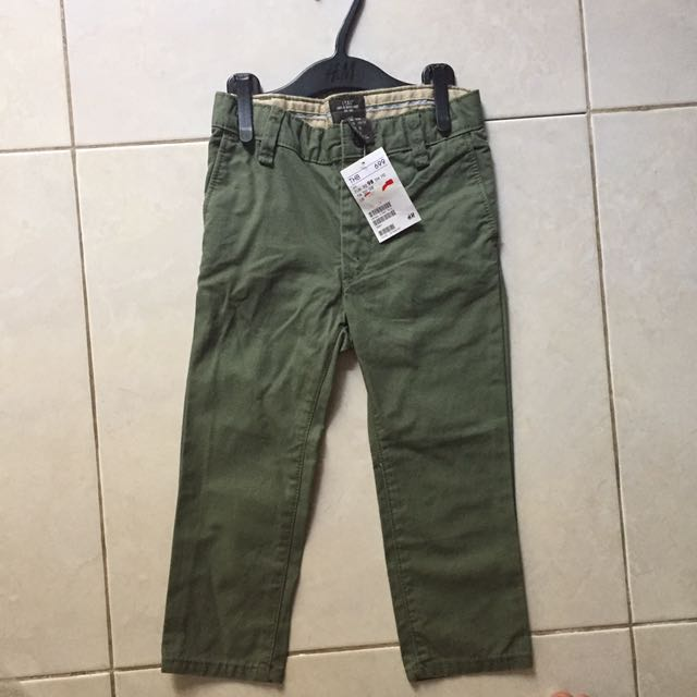 H&M Pants For Boys Size 2-3