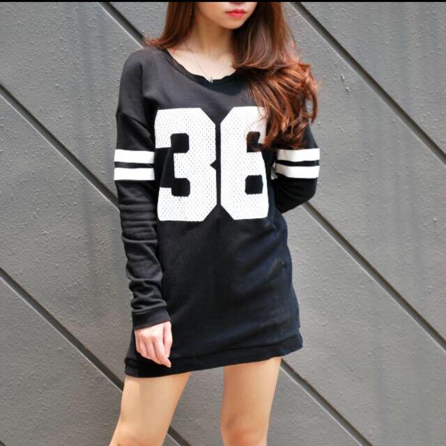 HnM sweater dress