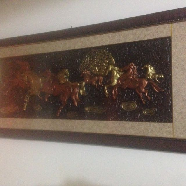 Horse Wall Frame
