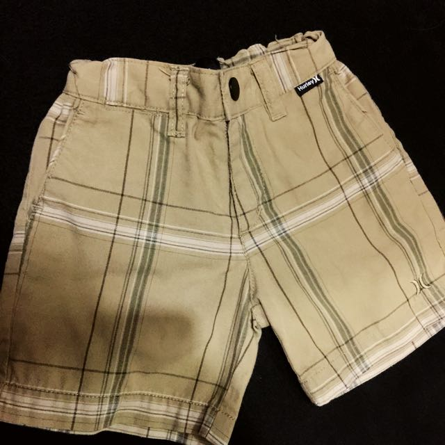 HURLEY SHORTS 12 MONTHS and Up