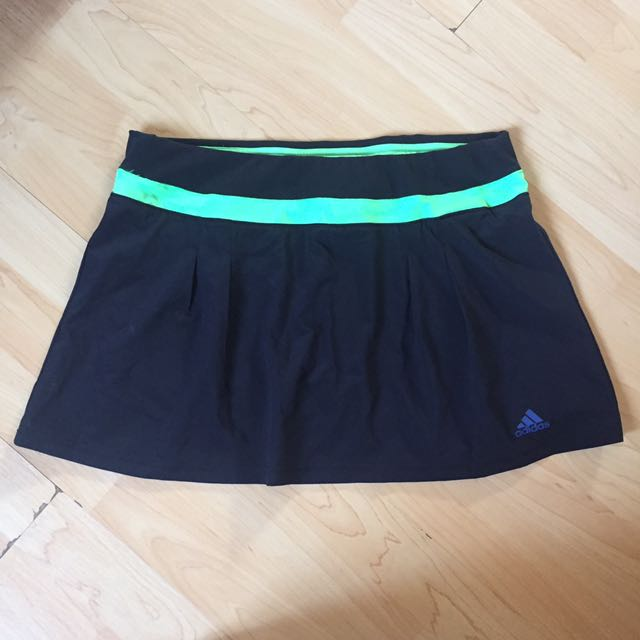 Imported Bnew W Tag Adidas Skort Performance
