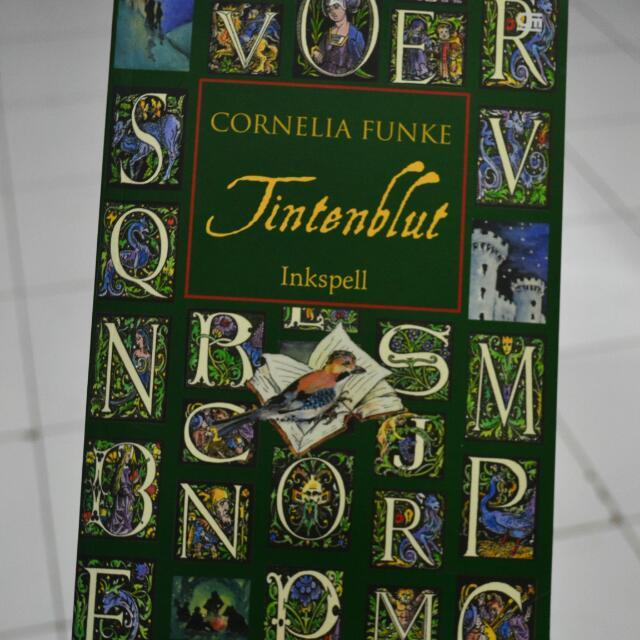 Ink Spell By Cornelia Funke
