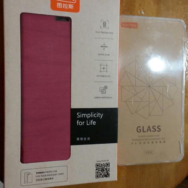 全新iphone6s Plus手機殼+保護貼199元含運。