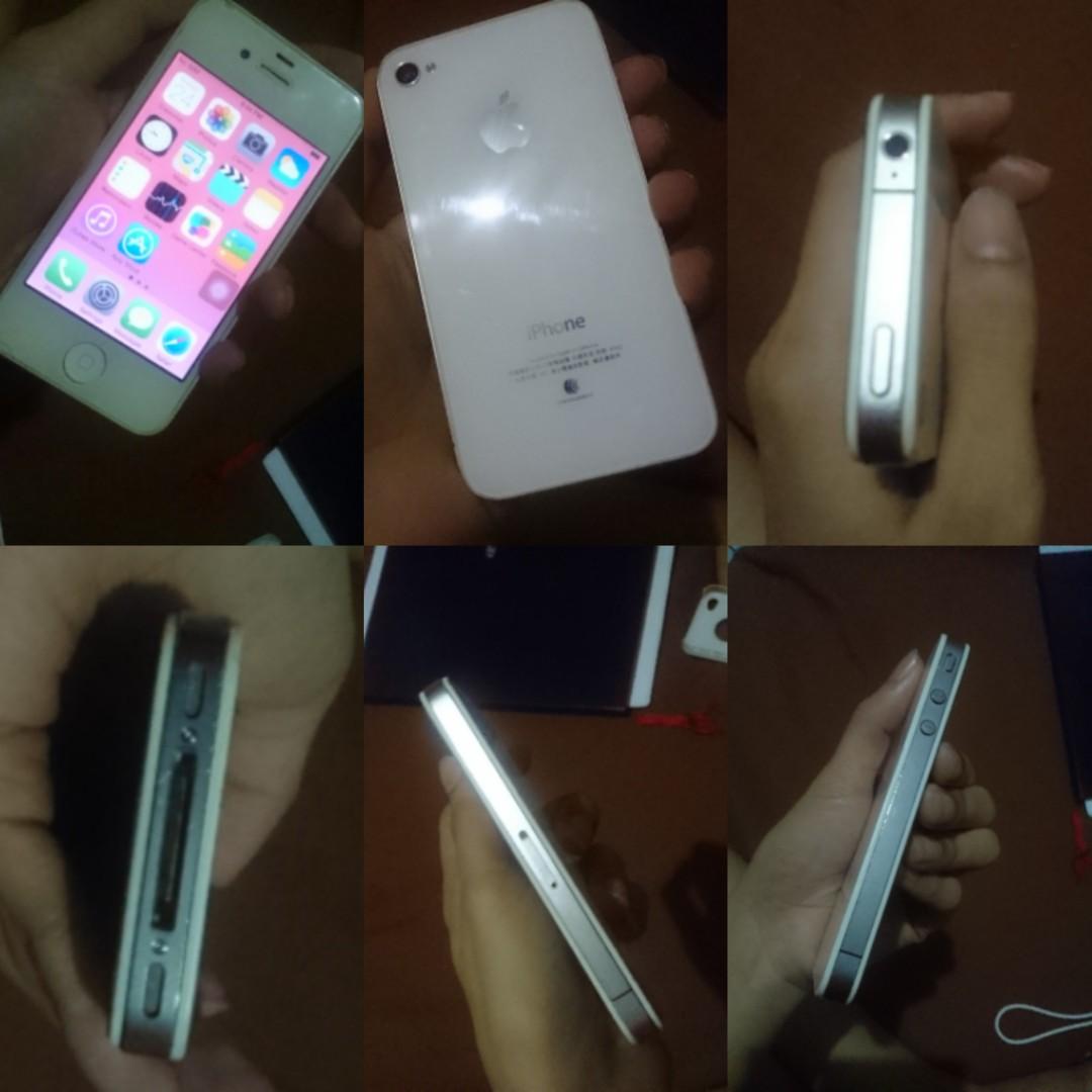 Iphone 4 16gb (white)