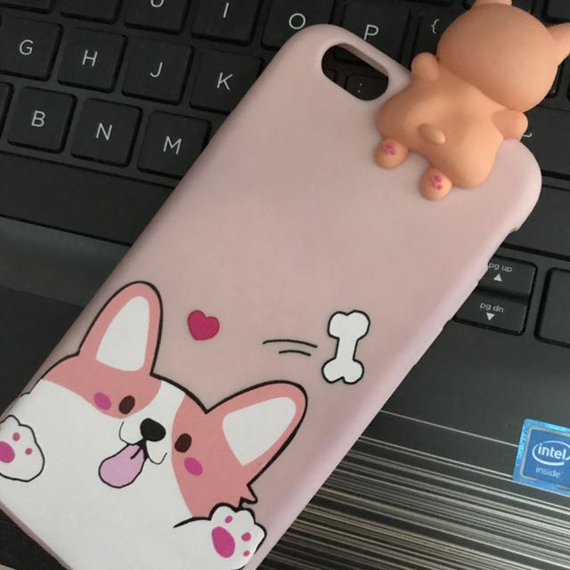 Iphone 6/s Corgi Case