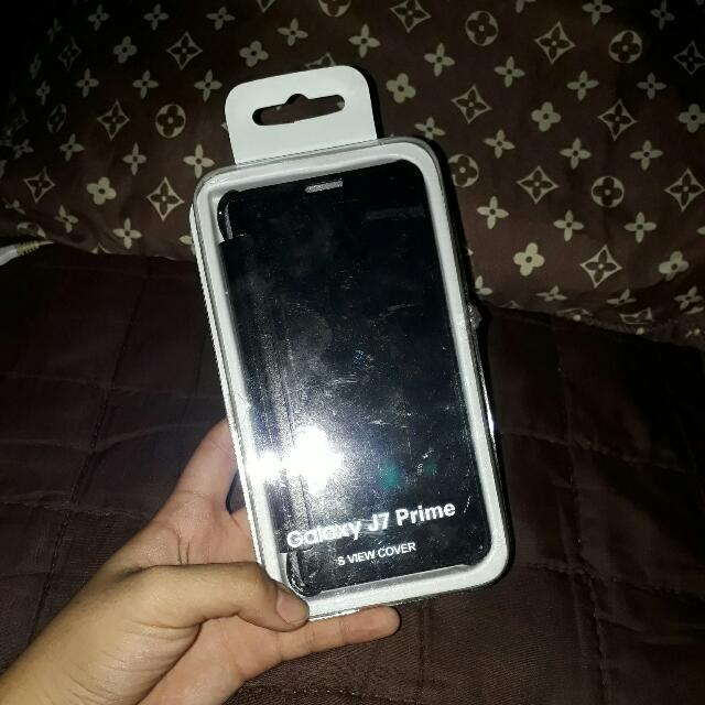 J7 PRIME CASE S View Cover