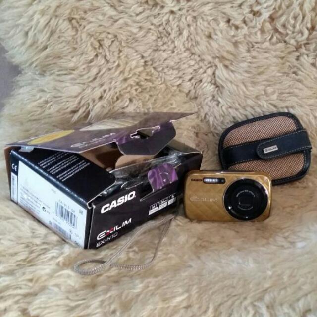 Jual Camera Pocket Casio Exilim