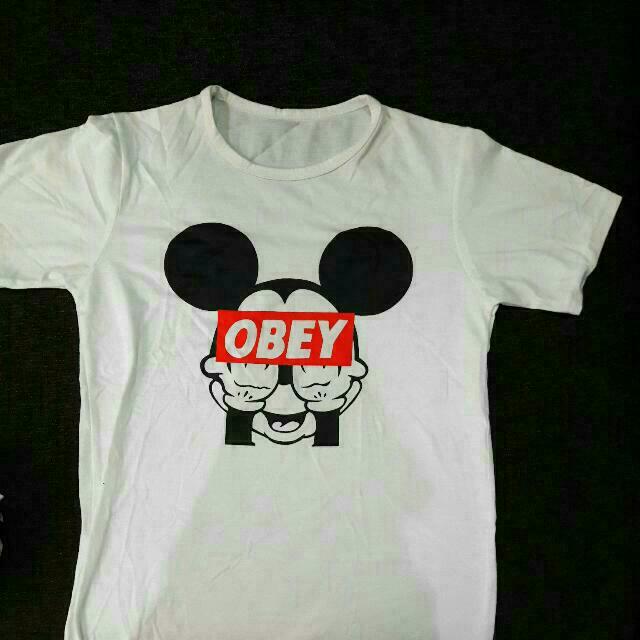 Kaos Obey Mickey