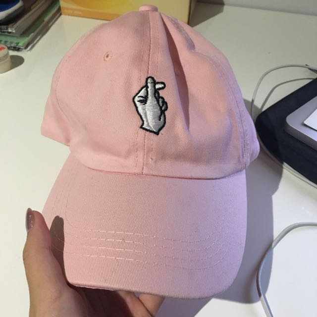 Korean Heart Cap
