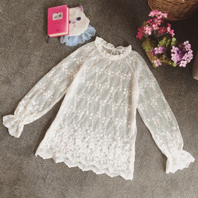 Lace Inner Top