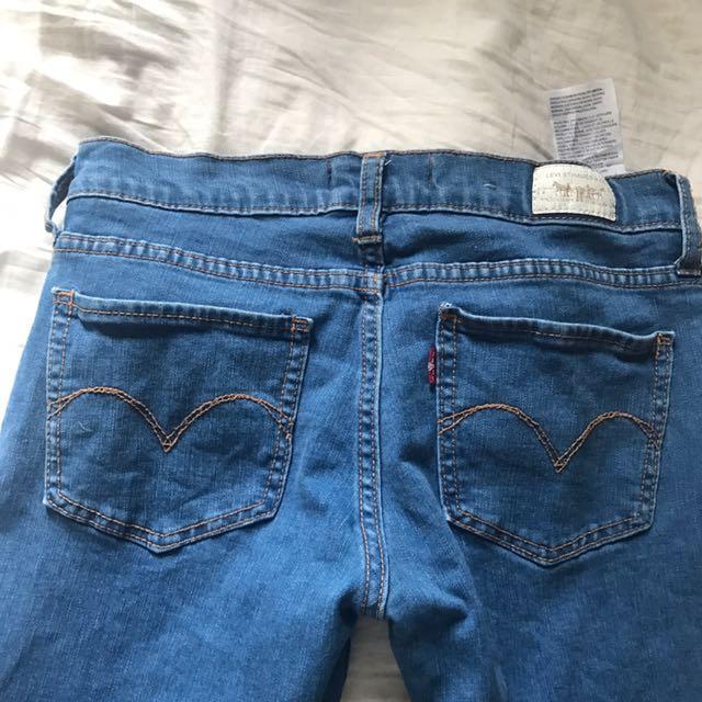 Levi Jeans Size 10
